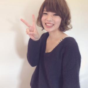 新しい記事: Before After秋の髪型ふんわりバージョン!!!