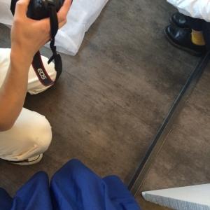 以前の記事: 休日は撮影のお手伝いと自分のレッスンに〜充実でした
