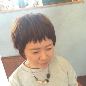 新しい記事: ポイントパーマや前髪カットで変わるんです〜