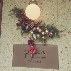 以前の記事: Roccaクリスマスリース