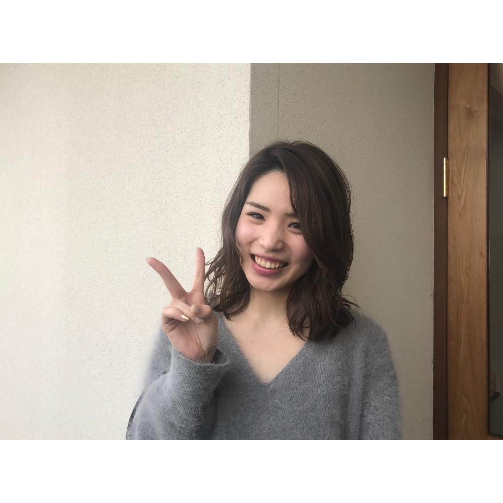 前髪の分け目〜イマドキ編〜