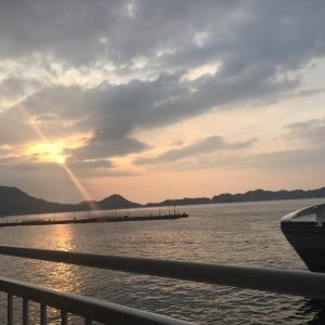 新しい記事: 船で〜の休日