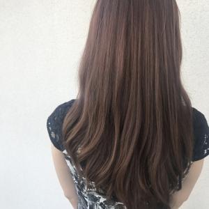 新しい記事: 艶のある髪のためにサロンですること編