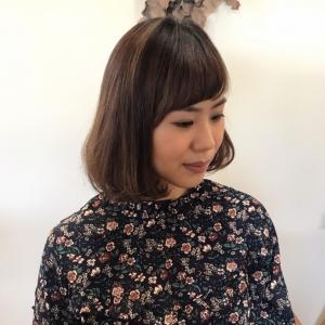 以前の記事: 髪のうねりお悩み解消スタイル