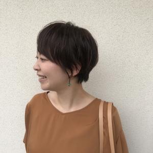 以前の記事: ショートスタイル ビフォ~アフター編