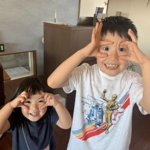 以前の記事: お子様初カット〜パート2とお子様カット〜