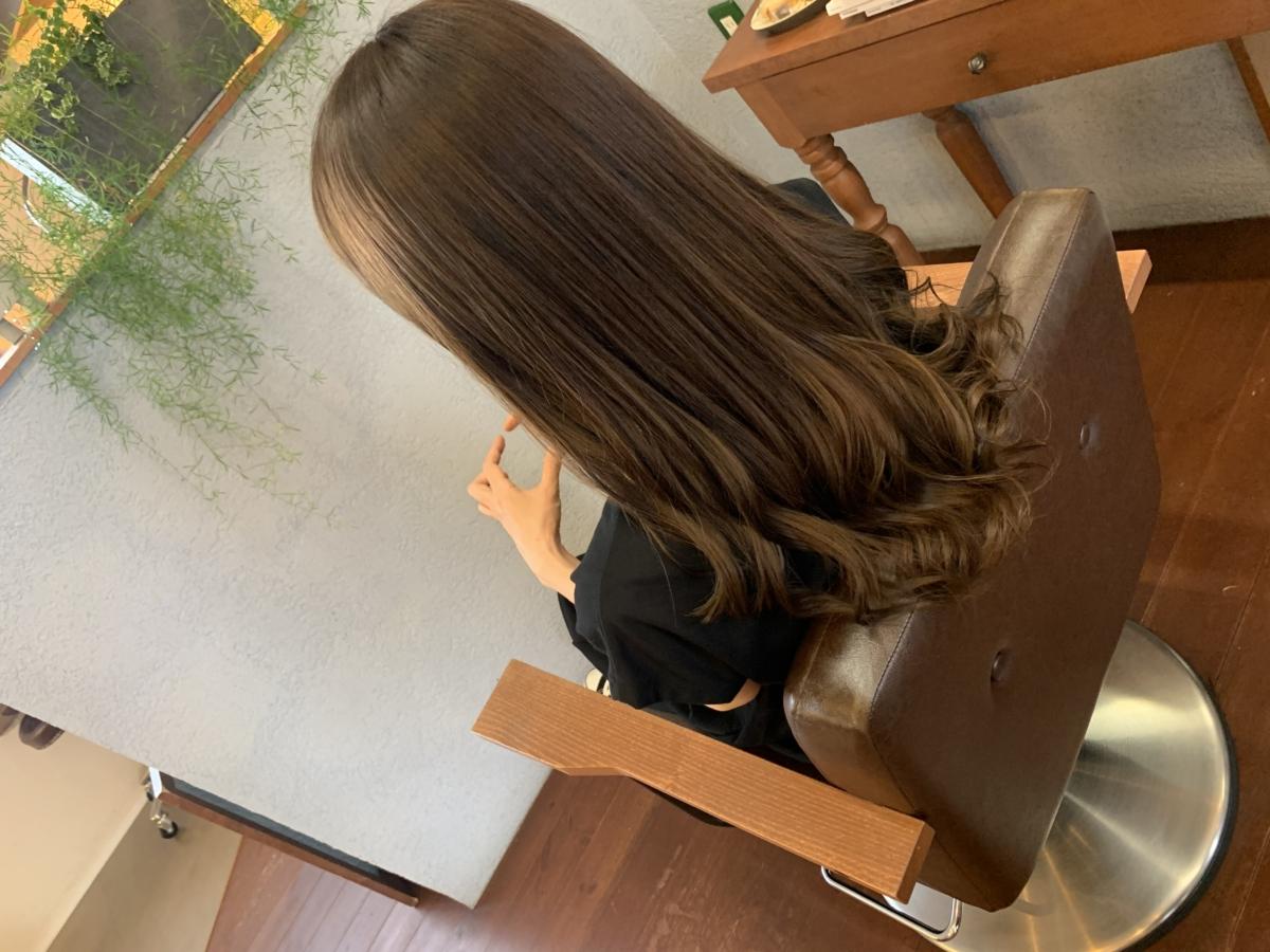 Roccaの髪のケアメニュー◎