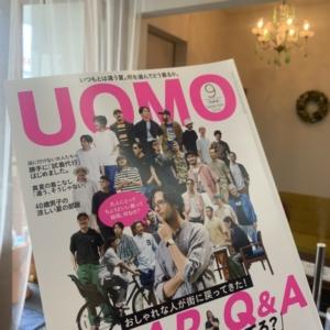 以前の記事: お子様カットと〜UOMO
