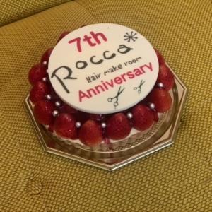 新しい記事: Rocca 7th anniversary〜
