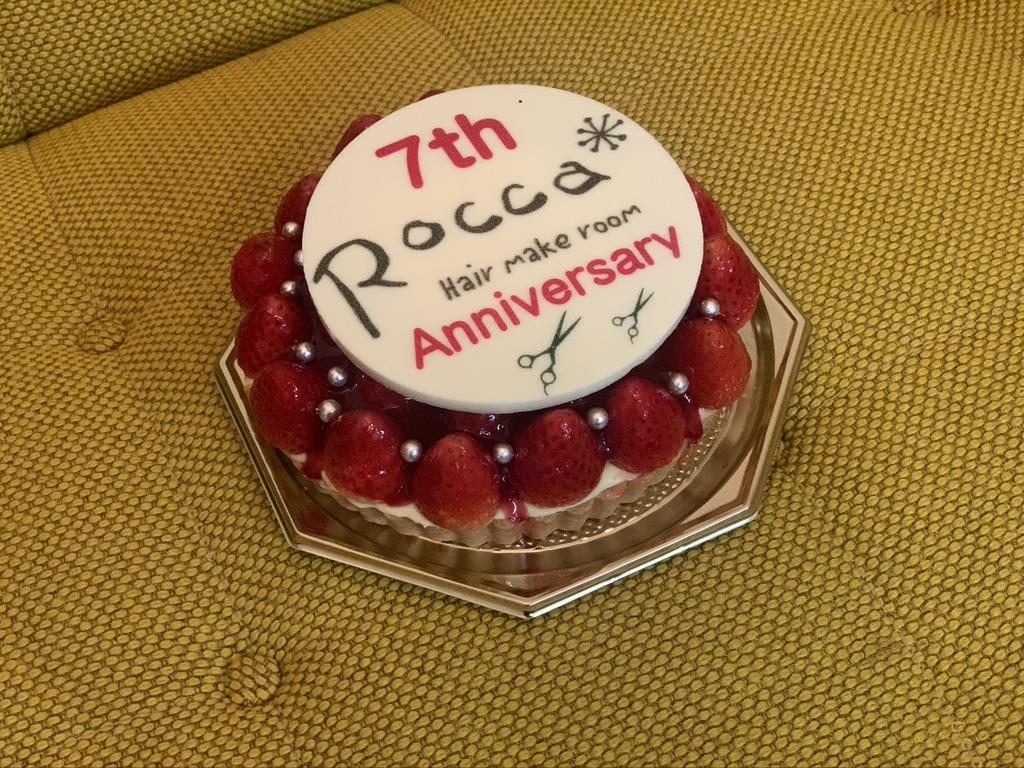Rocca 7th anniversary〜