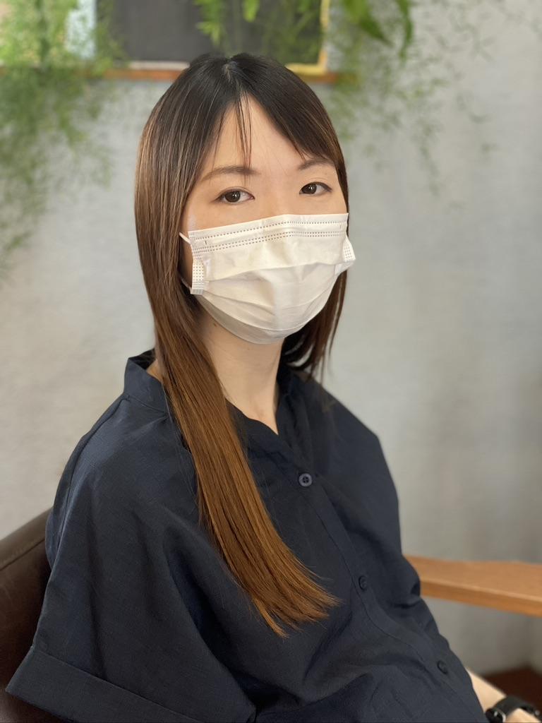出産前カット〜◎