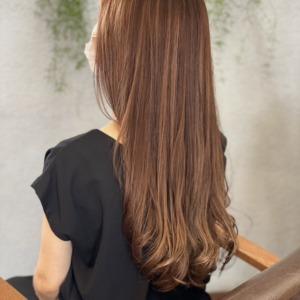 新しい記事: 秋のハイトーンヘアカラー◎